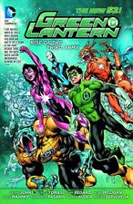 Green Lantern New 52: Rise of The Third Army Softcover Graphic Novel