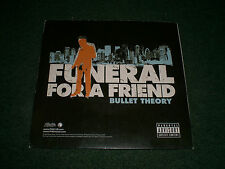 Funeral For A Friend Moments In Grace~CLEAR VINYL~RARE 2003 Post Punk Split 45