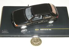 ixo Models CLC235 Mazda 323 GTX 1989 Car Diecast Model Black 1:43 Scale