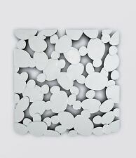 KARE Design Spiegel Water Drops Nr. 76165 90x90cm NEU jetzt zum Sonderpreis