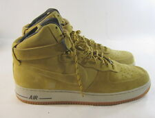 Nike Air Force 1 High Vac Tech Premium 486986-700  Haystack / Haystack size 14 p
