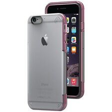 Puregear 11197VRP iPhone 6/6s Slim Shell PRO Case (Clear/Pink)