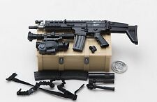 1/6 Easy Simple Agency GRS Asset MK16 SCAR-L Rifle Set *TOY*