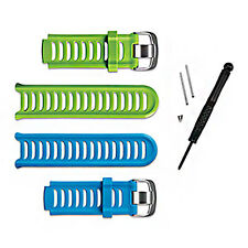 Garmin Replacement Band Kit 910XT Green & Blue Bands (2 sets)