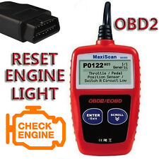 For VW Golf MK 5 Car Diagnostic PRO ENGINE Scanner Code Reader Fault Tool OBD2