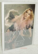 Jolin Tsai MUSE Of Love Taiwan Ltd CD +36P Photobook