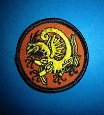 Shotokan Dragon Karate Do MMA Martial Arts Uniform Gi Sew On Small Patch 300
