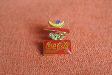 10672 PIN'S PINS JO BARCELONA 92 OLYMPIC WORLD GAMES BARCELONE COCA COLA