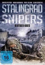 Stalingrad Snipers - Blutiger Krieg DVD ~ Dimitri Pevtsov Neu!