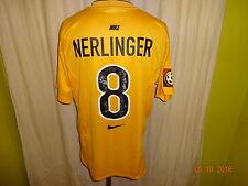 Borussia Dortmund Nike Spieler Training Trikot 1999/00 + Nr.8 Nerlinger Gr.L