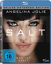 Salt (Deluxe Extended Edi. mit 3 Film Vers.)[Blu-ray](NEU/OVP) Angelina Jolie