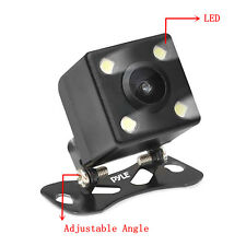 4LED Car Rear View 140 °visual guide CCD Rear View Reverse Backup Parking Camera