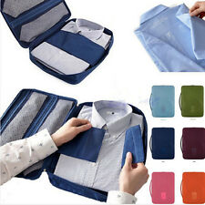 Travel Luggage Waterproof Storage Organizer Bag Shirt Tie Bra Suitcase Case