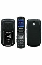 Unlocked Samsung Rugby 4 IV SM-B780A Flip Cellular Phone Black AT&T T-mobile
