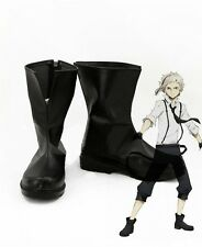 Bungou Stray Dogs Atsushi Nakajima Cosplay Costume Boots Boot Shoes Shoe