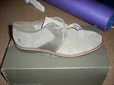 Mens Timberland A19GH Brooklyn Park Ortholite Leather Suede shoes size 11