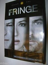 Fringe: Season 1 Disc 4 Episodes 9-11 and Special Features DVD