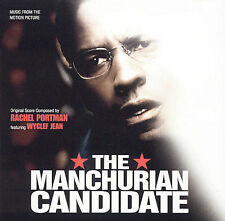 The Manchurian Candidate [Music from the Motion Picture] by Rachel Portman...