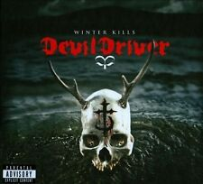 Winter Kills (CD+DVD), Devildriver VG BIN FREE SHIP