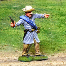 COLLECTORS SHOWCASE CIVIL WAR CONFEDERATE BUTTERNUTS CS00822 REBEL OFFICER MIB