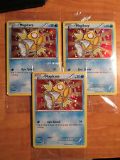 3x SEALED Pokemon Shiny MAGIKARP Card Black Star PROMO XY143 Set Target Holo TCG