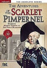 The Adventures Of The Scarlet Pimpernel - Complete Series (DVD, 2012, 3-Disc...