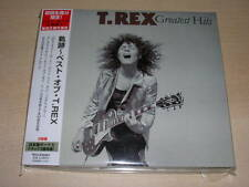 MARC BOLAN T.REX GREATEST HIT Japan 2 CD DIGIPAK +12 PostCard EDITION SEALED NEW