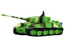 RC Mini Panzer Tiger mit Schusssimulation, Sound und drehbarer Turm NEU
