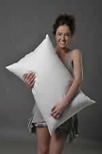 STANDARD PILLOW 70% WHITE GOOSE DOWN, BETTER THAN HOTEL QUALITY