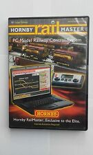 HORNBY RAIL MASTER R8144 PC MODEL RAILWAY CONTROL SYSTEM