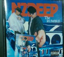 Rumble by N2Deep (CD, Oct-2001, 40 Ounce Records) rare OG Press-Mac Dre-bay area