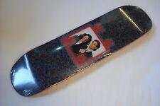 "WKND Jerry & Elaine Date Shaped Skateboard Deck 8.5"" rrp£55 SALE !"