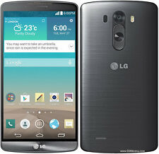 "LG G3 D851 5.5"" New 13MP Quad-core 4G LTE 32GB  Libre TELEFONO MOVIL NEGRO Black"