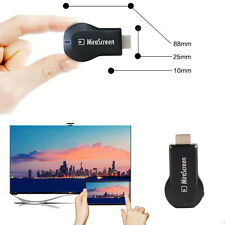 Sale MiraScreen WIFI HD Display TV Dongle Miracast DLNA HDMI 1080P Receiver oz