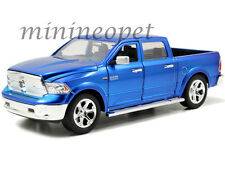 JADA JUST TRUCKS 97136 2014 14 DODGE RAM 1500 PICK UP TRUCK 1/24 DIECAST BLUE