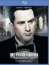 Once Upon A Time in America NEW Bluray disc/case/cover-no digital/slip Extended