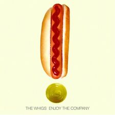 The Whigs - Enjoy the Company (2013)  CD NEW/SEALED  SPEEDYPOST