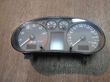 Tacho Speedometer Audi A3 S3 8L Facelift 8L0920932B Kombiinstrument 292654km