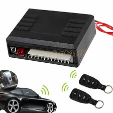 New Car Remote Central Kit Security Door Locking Vehicle Keyless Entry System/DT
