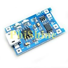 5V 1A 18650 Lithium Battery Charging Board Micro USB Charge Module With Protect