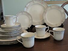 NORITAKE ROTHSCHILD 4 - 5 SETTING 20 PIECES