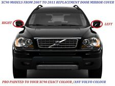 Volvo XC90 2007 TO 2014 LEFT Hand Wing Mirror Cover PAINTED ANY VOLVO COLOUR