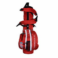 Liverpool FC Football Club Lightweight Dual Strap Pencil Styled Golf Bag Carrier