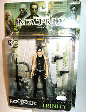 THE MATRIX The Film - Trinity Actionfigur WB TOY ca.16cm NEU (L)