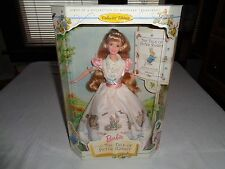 Collector Edition Keepsakes Treasures Barbie And The Tale Of Peter Rabbit