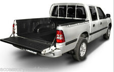 Over Rail Tiger Ute Liner to Fit Mitsubishi Triton MN Dual Cab