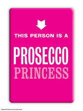 Fridge Magnet Funny Humour Prosecco Lover Novelty Joke Cheap Present Gift