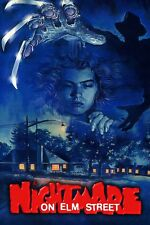 A Nightmare On Elm Street movie poster (a) 11 x 17 inches - Classic Horror