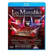 LES MISERABLES: IN CONCERT - THE 25TH ANNIVERSARY [REGION B] - NEW BLU-RAY
