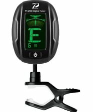 Profile PT2900 Clip On Acoustic or Electric Guitar & Bass Tuner w LCD Screen